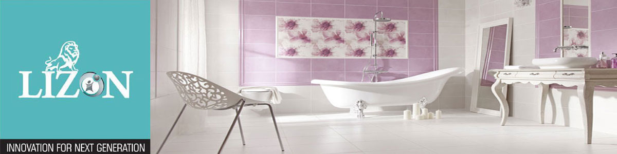 Lizon Ceramics - manufacturer of wall tiles, digital ceramic wall ...
